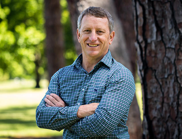 Phil Taylor, Managing Director, NZ Forestry